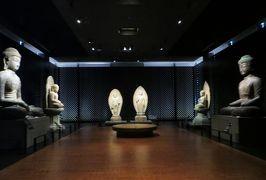 2014秋、韓国旅行記28(21):10月30日(10):ソウル、韓国国立中央博物館、鏡池、明洞で夕食