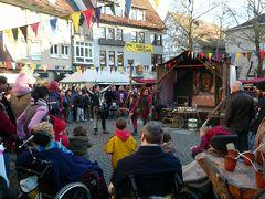 ≪ドイツのクリスマス・その⑥三つのクリスマスマーケットを訪ねる一日:(B)Esslingenエスリンゲン≫