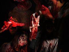 10月31日 USJ 『ゾンビ』 だらけのハロウィン~ (閲覧注意) 苦手な方はご覧にならないでください!! 本当に!!