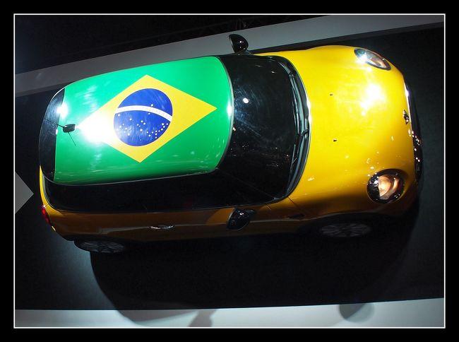 国際モーターショー2014(サンパウロ/ブラジル)1