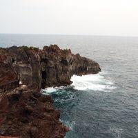 超高速、城ヶ崎海岸
