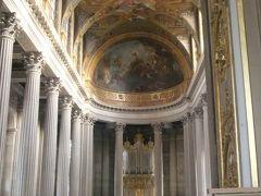 DL特典で行くアリタイア航空マニフィカクラス、エールフランスAFFAIRES利用のローマ、パリ9日間~娘のハネムーンにプレゼントしました♪ベルサイユ宮殿観光編