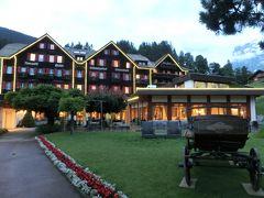 スイス旅行10日間-12 ホテルはロマンティック