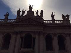 【58】【ローマ、ラテラノ近辺】語学力初級の還暦女子、空の巣症候群の無気力状態から脱出を試みた。1人旅、イタリア縦断2ヵ月半
