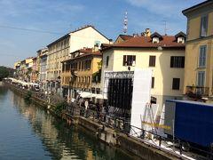 【55】【ミラノ】1人旅、イタリア縦断2ヵ月半。語学力初級の還暦オバタリアン、空の巣症候群の無気力状態から脱出を試みた