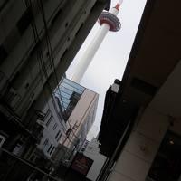 京都駅周辺を散策