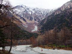 冬はすぐそこに!上高地、奥飛騨温泉、高山を行く①ー気分は山ガール!?閉山直前の上高地を歩こう!