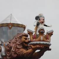 2014−秋 ディズニーランド&シーに行く!(1日目)