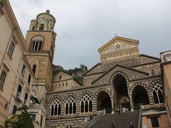 2回目のイタリアは 南イタリア満喫ツアー♪ 2014 (3) アマルフィ