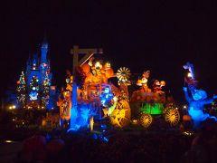 東京ディズニーランド  「ザ・ハピネス・イヤー」&「ディズニー・ハロウィーン」