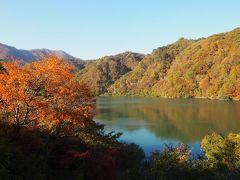 湯西川の紅葉など