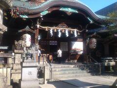 高牟神社からヤマザキマザック美術館