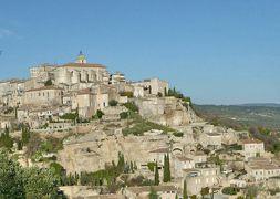 年末年始のフランス #21 - 南仏ドライブ(4) ゴルド&セナンク修道院