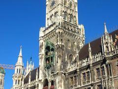 2014年、今年はやっぱりドイツでしょ。ミュンヘンと「壁の崩壊から25年」のベルリンへ~日曜日のミュンヘン散策編~
