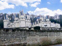 年末年始のフランス #9 - ランジェ城、ユッセ城、ロワール川の古城ドライブ 2