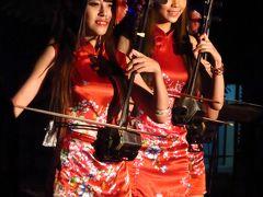 思い立ったら即台湾09★セクシー美女が奏でる伝統楽器の音色に酔いしれた台中の夜
