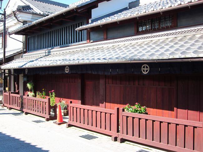 丹波・篠山 城下町を支えた商家が連なる町並みをぶらぶら歩き旅