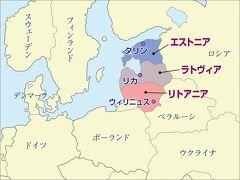バルトの国々を訪ねて ( リトアニア篇 )① ~ 首都 Vilnius( ヴィリニュス )を散策