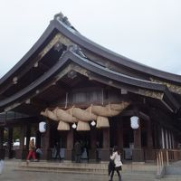 「足立美術館・出雲大社・鳥取砂丘」2日間ツアーに行ってきました�〜出雲大社