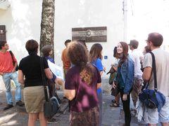 バルトの国々を訪ねて( リトアニア篇 )③ ~ 首都ヴィリニュスでユダヤ人の足跡を求めて