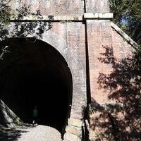 ただ、ぷらっと出掛け、目的無く降りた定光寺で偶然見られた【愛岐トンネル群】