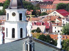 バルトの国々を訪ねて ( リトアニア篇 )② ~ 首都ヴィリニュスで博物館、大学、教会巡り