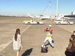 JALマイル修行 | JAL1383:羽田→南紀白浜  JAL1386:南紀白浜→羽田| 2014年11月