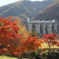 慣らし運転で日吉ダムから茅葺の里、美山へドライブ