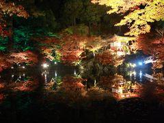 2014秋 京都夜間拝観(醍醐寺)