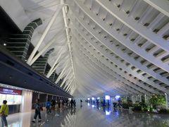 2014秋、台湾旅行記10(2):11月18日(2):台湾桃園国際空港到着、3泊予定のホテルへ