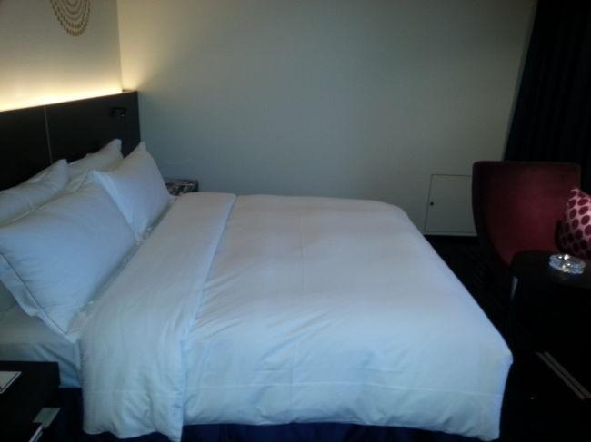 たまにはノープランでホテルステイしてみようかと期待して行きました