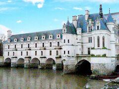 年末年始のフランス #11 - シュノンソー城、ロワール川の古城ドライブ 4
