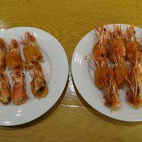 2014年11月 北近江リゾートのエビフライ食べ放題に参戦