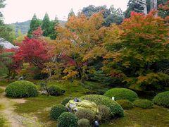 2014.11紅葉の京都へ役得出張旅行3-泉涌寺雲龍院の紅葉