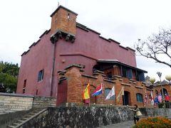 2014秋、台湾旅行記10(5):11月19日(3):台北、故宮博物院、淡水へ、紅毛城