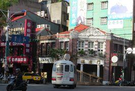 2014秋、台湾旅行記10(9):11月20日(1):台北、ホテル界隈の早朝散策、掃き清められた裏通り
