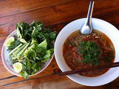 ビアラオ便り~北部ラオス名物カオソーイを食べつくす