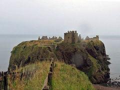 2014スコットランド 風と偉人を探しに ダノッター城 & ディー川