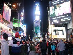 オータム・イン・ニューヨーク【2】自由の女神とShake Shackとタイムズスクエア
