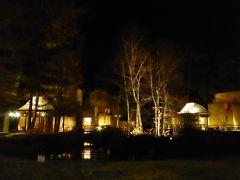 晩秋の伊豆と富士五湖の優雅な愛犬旅行♪ Vol15(第3日目夜) ☆河口湖:「レジーナリゾート富士」のメインダイニングで愛犬とディナー♪