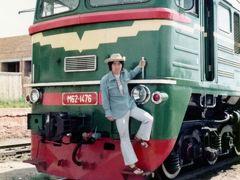 青年は荒野をめざす Vol.1 準備~横浜港~ナホトカ航路~シベリア鉄道 ハバロフスク