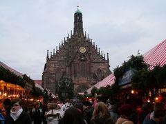 ≪ドイツのクリスマス・その⑬ニュルンベルク名物焼きソーセージと橋巡り≫