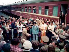 青年は荒野をめざす Vol.2 シベリア鉄道 ハバロフスク~イルクーツク