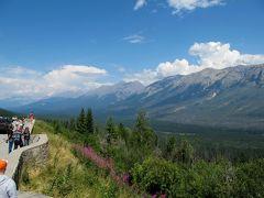 カナダ西部〜モンタナ州 ロッキー山脈&史跡(4/全10): クートニー国立公園 ロッキー山脈&峡谷 → キンバリー