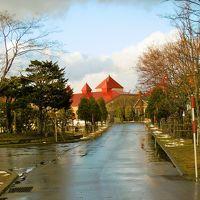 晩秋の北海道~霙降る『マッサン』の余市