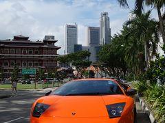 2013 GW Singapore(9)ティーチャプターでお茶の後は、新加坡佛牙寺龍牙院にお参り