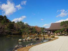 新しいカメラと京都・嵐山へ(その1)天龍寺