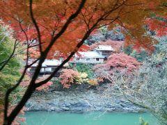 紅葉の嵐山散歩