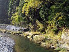 カメラをポケットに佐々里峠から京都市北部の広河原、花背をドライブしました