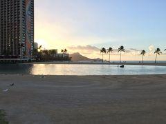 子連れ(3歳と1歳)でハワイ旅行1